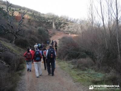El Monasterio del Bonaval y el cañón del Jarama;grupos de senderismo en madrid club de senderismo